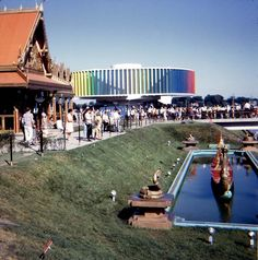 Man and Color Kaleidoscope at Expo 67 – Montreal, Canada Expo 67 Montreal, Montreal Quebec, Quebec City, Niagara Falls Pictures, Expo 2015, World's Fair, Round Trip, Old Pictures, Vintage Photos