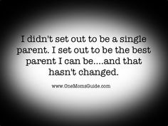 EXACTY! I'm a better parent for my children on my own than with someone else who would constantly beat us down.