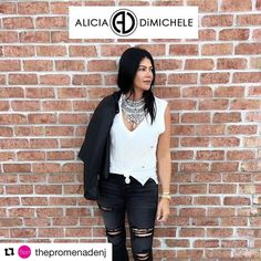 #Repost @thepromenadenj with @repostapp  Below is our Workin It! Women Owned Shops at The Promenade feature for #WomensHistoryMonth .   1. Owner: @aliciadimichele  2. Business: @aliciadimicheleboutique  3. Quote: Alicia DiMichele explained that the quote below symbolizes what her store represents to her and what her logo/symbol stands for: Alicia states This symbol embodies all that I am and the woman I have become. Its not where you have been its where you are going. To Inspire and Empower…