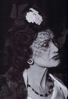 """Decadent Old Bitches: """"A girl should be two things: classy and fabulous."""" Mme. Coco Chanel"""