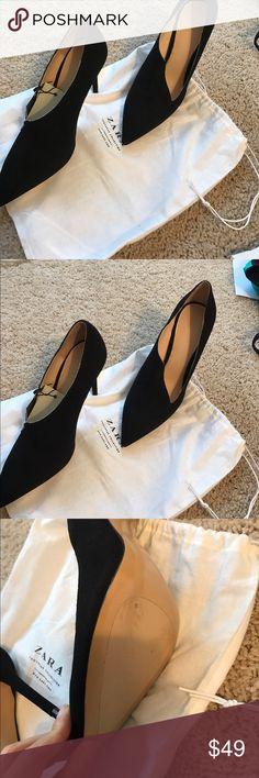 Zara nwt sexy heels Zara nwt heels Zara Shoes Heels