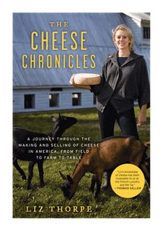 A Cook and Her Books: More cheese, please