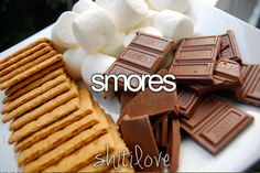 S'mores| @ⓢⓐⓡⓐⓗ ⓙⓞⓢⓔⓟⓗ❋  Perfect golden brown marshmallows!!!:)