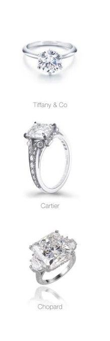 Popular ring styles and brands  | LBV ♥✤ | KeepSmiling | BeStayBeautiful