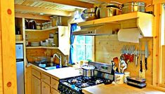 Tiny House Kitchen - What are small houses? The tiny home motion? Tiny living? Simply put, it is a social movement where individuals prefer to downsize...