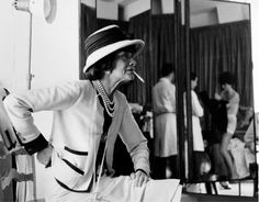 Coco Chanel, Douglas Kirkland