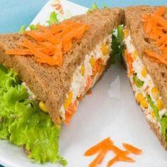 665868 Receitas fáceis de sanduíches para preguiçosos.2 600x600 Receitas fáceis de sanduíches para preguiçosos: