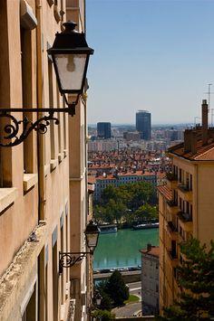 Last year Lyon, Rhone-Alpes, France Most Beautiful Cities, Beautiful Places To Visit, Places To See, Lyon France, Paris France, Clermont Ferrand, Poitou Charentes, Belle Villa, Rhone