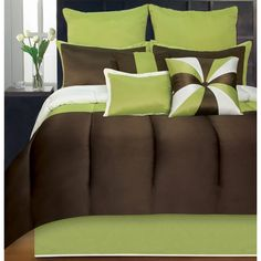 Have to have it. Hallmart Collectibles Haley Comforter Set $299.99