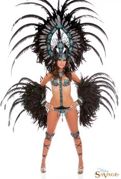 Carnival 2013 in Trinidad and Tobago in Fantasy! This is Panthera