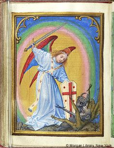 Book of Hours, MS M.451 fol. 103v - Images from Medieval and Renaissance Manuscripts - The Morgan Library & Museum