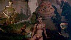 Princess Leia and the Gold Metal Bikini: The Pop Culture ...