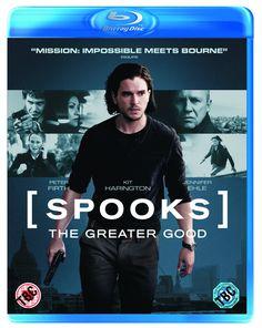 Spooks: The Greater Good [Blu-ray]: Amazon.co.uk: Kit Harington, Peter Firth, Jennifer Ehle, Tuppence Middleton, Bharat Nalluri: DVD & Blu-ray
