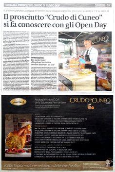 Prosciutto Crudo di Cuneo DOP #crudodicuneodop #crudodicuneo  #food #foodie Prosciutto, Digital Marketing, Food, Eten, Meals, Diet
