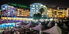 Lonicera World 4* - All Inclusive - Alanya Turkey