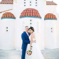 Orthodox destination wedding in Crete! www.royalblueevents.gr