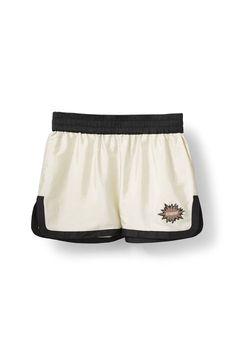Ima Silk Shorts, Dawn