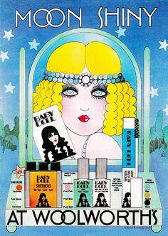 vintage baby doll cosmetics 1968