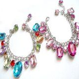 Retro Crystal Diamond Necklace for Dog Style Fashion Jewelry for Pet Boutique Accessories SIZE S (Retro Crystal Diamond Necklace for Dog Style Fashion Jewelry for Pet Boutique Accessories SIZE S-Color Blue) - Retro Crystal Diamond Necklace for Dog St