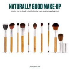 The Body Shop, Body Shop At Home, Highlighter Makeup, Makeup Dupes, Eyeshadow Brushes, Makeup Brushes, Body Shop Skincare, Makeup Tutorial For Beginners, Vegan Makeup