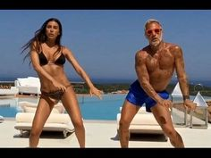 HAPPY 50th BIRTHDAY, HAPPY WONDERFUL Gianluca Vacchi - the most FAMOUS DANCING ITALIAN MILLIONAIRE - YouTube