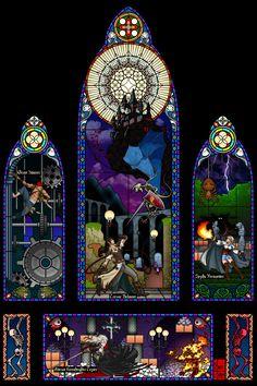 Made for 's Castlevania tribute. Also, it's one of my favorite NES games: Castlevania III D. Castlevania Anime, Castlevania Netflix, Castlevania Lord Of Shadow, High Fantasy, Fantasy Art, Castlevania Wallpaper, Lord Of Shadows, Retro Arcade, Vampire Hunter