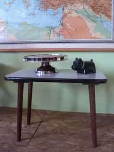 Seventies coffee table by Veryodd on Etsy, $45.00
