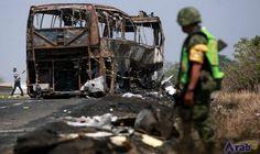 Highway crash kills 13 in Veracruz, Mexico