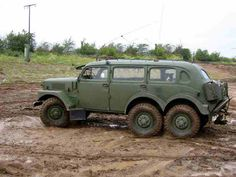 Guillaume DUHEM uploaded this image to 'autres Suggas'. See the album on Photobucket. Volvo Cars, Volvo Trucks, Army Vehicles, Armored Vehicles, Hors Route, 6x6 Truck, Offroader, Dodge Power Wagon, Jeep 4x4