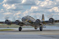 Memphis Belle Arrival by Chris Buff, via 500px