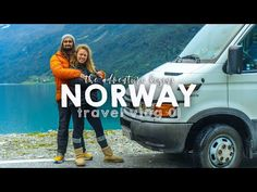 The beginning of a great adventure! We are planning to drive in of self-built van from Norway, through Europe and then through Asia! We are super stoked and . Travel Vlog, Greatest Adventure, Van Life, Norway, Europe, How To Plan, Youtube, Boho, Van Living