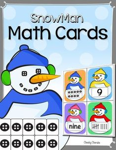 """There are 44 cards in all - 4 cards per numbers 0-10. Split the cards up for small group, partner or individual number / symbol recognition work. Kids will match each number card with the corresponding tally, ten frame or number word. Cards can be used as matching, sorting or """"war"""" games."""