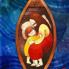épinglé par ❃❀CM❁✿⊱Jesus na barca. Jesus Is Risen, God Jesus, Jesus Loves Me, Catholic Art, Religious Art, Jesus Cartoon, Jesus Artwork, Pictures Of Jesus Christ, Jesus Wallpaper