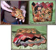 monedero papel Bags, Coin Purse, Originals, Seasons, Paper Envelopes, Accessories, Handbags, Bag, Totes