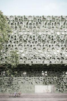 Cláudio Vilarinho engineering research institute . guimarães