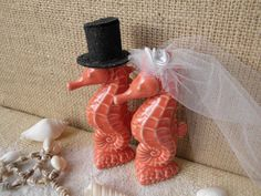 Okay... these are cute cake toppers