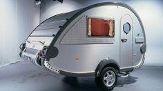 Tab Caravans - Retro Chic Offroad Tab Caravans... I want a teardrop camper! So bad!