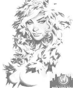 Poison Ivy | Greg Capullo