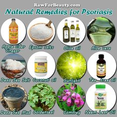 Natural Remedies for psoriasis   RAW FOR BEAUTY