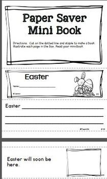 Perfect for your Easter lesson plans! Students practice their reading skills and improve their reading fluency. It is on the 2nd grade reading level and is aligned with 1st, 2nd, and 3rd grade Common Core Standards.  paid