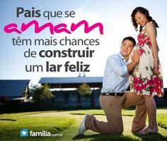 Familia.com.br | O amor como base de uma família feliz #Familiafeliz