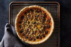 Pistachio-Blackberry Pie  recipe on Food52
