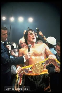 A gallery of Rocky II publicity stills and other photos. Featuring Sylvester Stallone, Carl Weathers, Talia Shire, Burgess Meredith and others. Rocky Balboa Poster, Rocky Balboa Movie, Rocky Film, Rocky Stallone, Rocky Sylvester Stallone, Rocky Series, Silvester Stallone, Carl Weathers, Actress Christina
