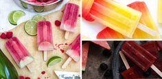 Cocktails als Eis am Stiel: Erfrischende Poptails