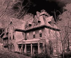 Victorian mansion, Cumberland, MD