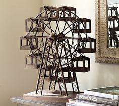 Ferris Wheel #potterybarn