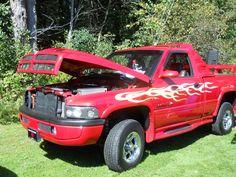 V-8 Dodge Ram Truck 1500      https://www.youtube.com/user/Viewwithme