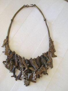 Vintage Milagros Necklace by Pal Kepenyes image 2
