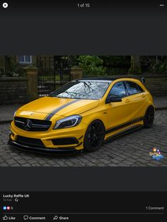 Mercedes A Class, Bmw, Vehicles, Car, Vehicle, Tools