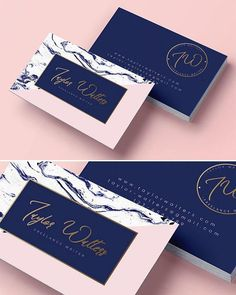 2208 best brand business cards images on pinterest business card logo design business card branding package marble business cards gold logo branding kit premade logo logo professional logotype reheart Image collections